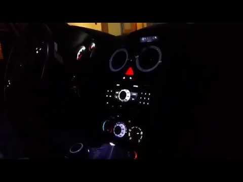 Cambio illuminazione opel corsa autoradio cd30 mp3 youtube