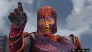 X-Men: Destiny - Mission Chapter 2: Raid - Walkthrough - Part 6 - HD