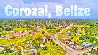 Corozal, Belize- Drone footage