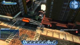 DC Universe Online (рецензия, обзор)
