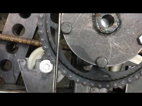 DIY powered ring bender