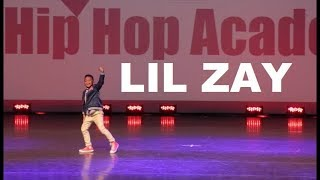 WOW Incredible 9yr Old Hip Hop Dancer !! - Lil Zay -  JHHA