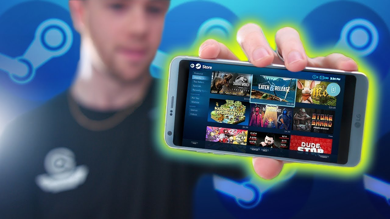 Money: Valve's Steam Link game-streaming app launches on iOS