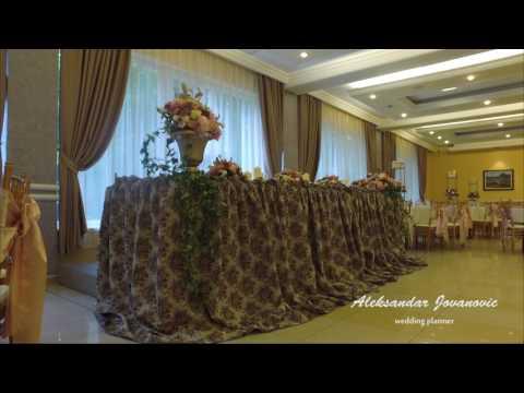 Aleksandar Jovanovic Wedding planner - Tanja i Milos 13.05.2017.