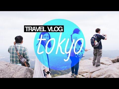 tokyo: a travel vlog
