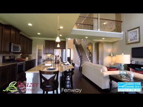 Beazer Homes The Fenway Virtual Tour