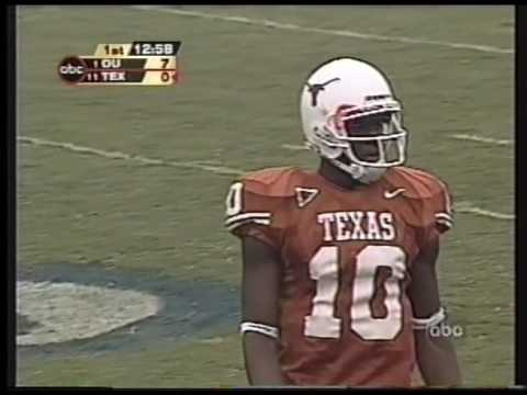 2003 Oklahoma vs Texas