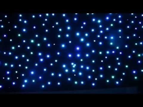 DIY STAR CEILING KIT 16W 150 STARS 2MTR REMOTE CONTROL