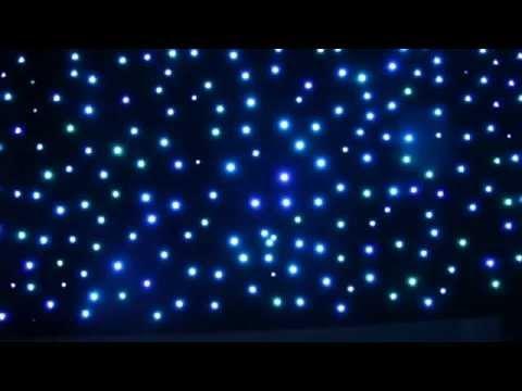 DIY STAR CEILING KIT 16W 150 STARS 2MTR REMOTE CONTROL