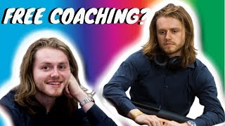 Charlie Carrel on Free Coaching, His Charity & His New Vlog