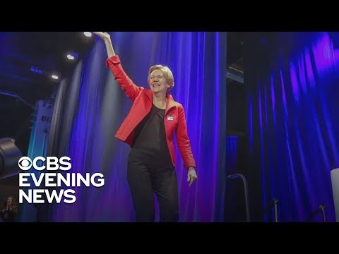 Elizabeth Warren could face crowded Democratic field in 2020 race
