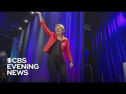 Elizabeth Warren could face crowded Democratic field in 2020 race