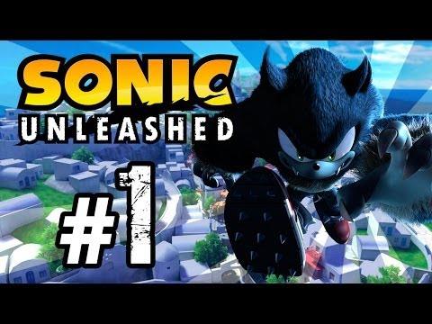 Sonic Unleashed #1 - O retorno de Sonic ao canal / Conheça Werehog e Chip!