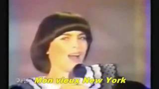 Mireille Mathieu - New York, New York