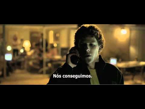 A Rede Social  Trailer 2[FULL HD](legendado/portugues)