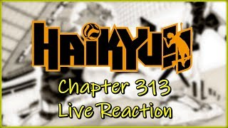 This weeks chapter of Haikyu!! that us that just saying you'll never give up is easier said than done. Hinata had some bad luck on his end after slipping on his ...
