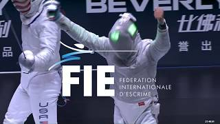 2018 Wuxi World Championships - MS Ind FINAL KIM (KOR) vs DERSHWITZ (USA)