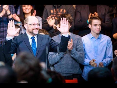 Zeit für mehr Gerechtigkeit: Rede Martin Schulz
