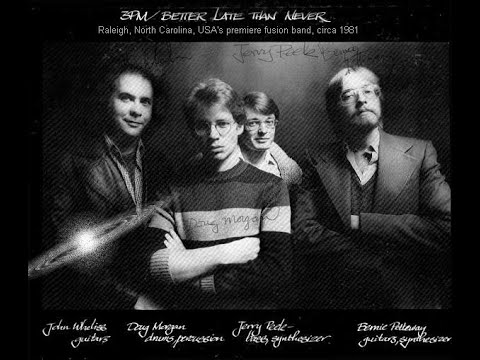3PM Better Late Than Never 1981 Jazz Fusion Funk FULL ALBUM Think Bill Connors w/a bit of Holdsworth