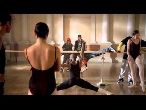 ballet vs hiphop street dance 2010