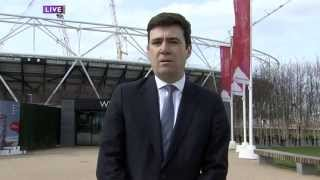 Andy Burnham (Labour) interviewed on the Daily Politics show, 27th March 2015