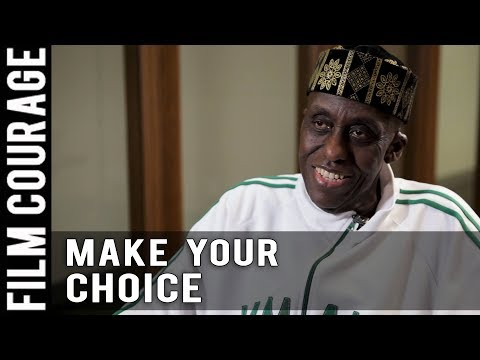 Advice To 25 Year Olds About Hollywood by Bill Duke