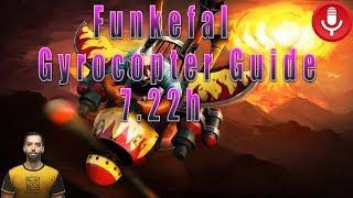 Funkefal Gyrocopter Guide! 7.22h