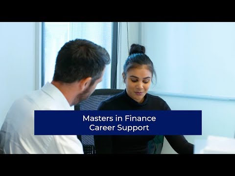 Masters in Finance: Career Support   London Business School