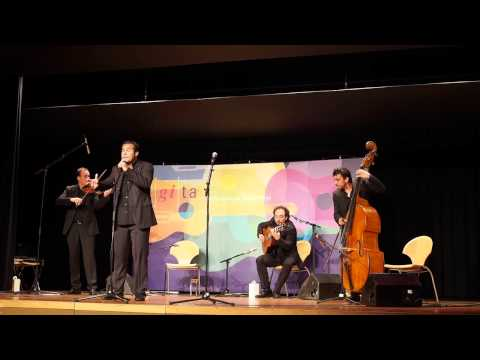 """Garufa"" (Juan Antonio Collazo) Garufa! (Live at LiGiTa, Liechtenstein 2013)"