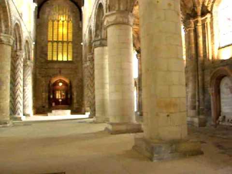 Dunfermline Abbey Interior