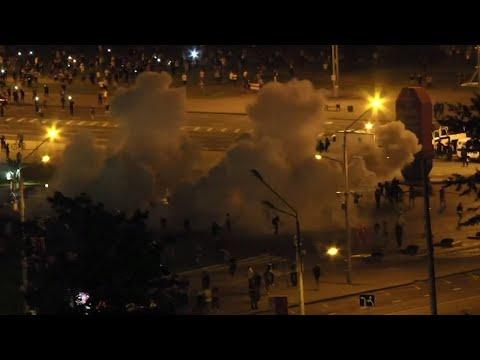 ԼՈՒՐԵՐ 14.00 | Բելառուսում հետընտրական ցույցերը շարունակվում են, կա մեկ զոհ | «Ազատություն» TV