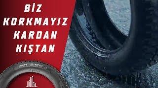 Türkiye'nin Lider Lastiği Lassa'yla Biz Korkmayız Kardan Kıştan!