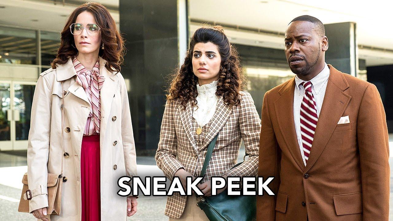 """Timeless 2x08 Sneak Peek """"The Day Reagan Was Shot"""" (HD) Season 2 ..."""