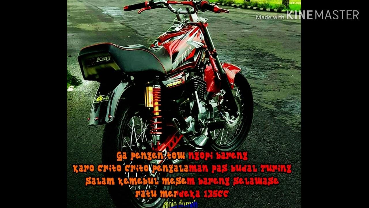 Rx King Cocok Buat Story Wa Pamer Bojo Youtube