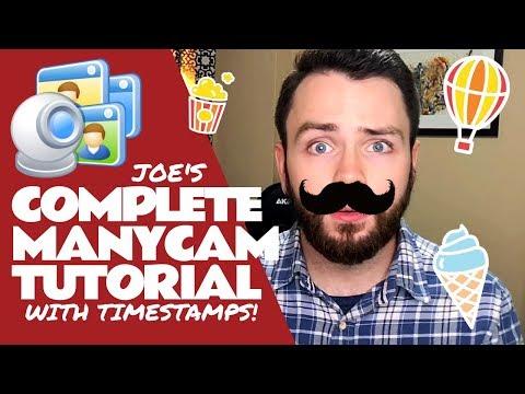 Joe's Complete ManyCam Tutorial
