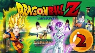 GOKU CONTRA RADITZ - DragonBall Z #2 - [LuzuGames]