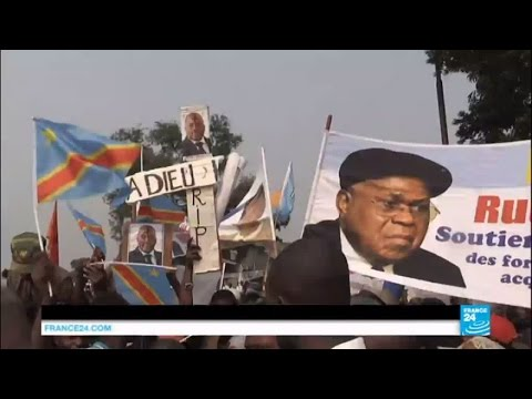 Congolese protests: tens of thousands call for elections as scheduled