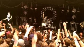 All Time Low - Jasey Rae [Live] in Melbourne at Festival Hall