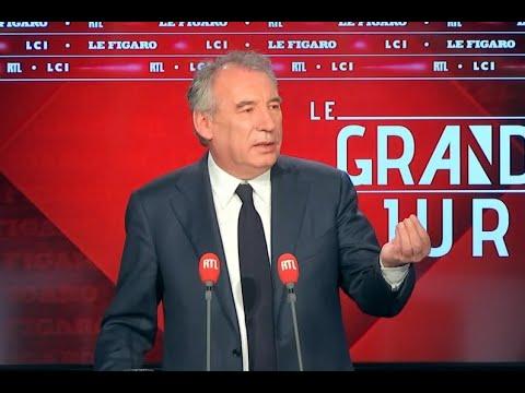 Le Grand Jury de François Bayrou