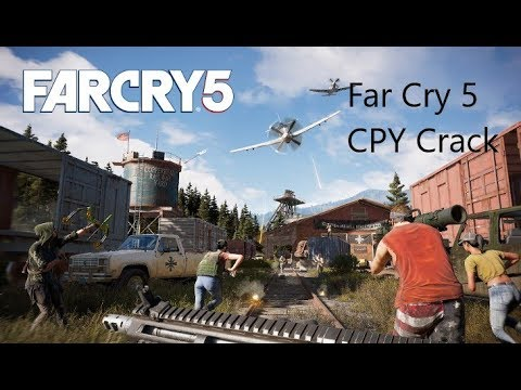 Far Cry 5 CPY Crack