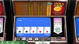 Video Poker | 9 26 18 | Hoyle Casino Collection