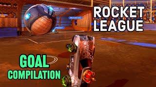 Rocket League Goal Compilation and Sick Plays P1