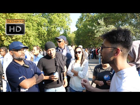 Seeking Miracles! Hashim vs Agnostic l Speakers Corner l Hyde Park