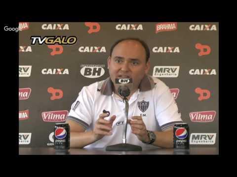 11/10/2016 Ao vivo: Coletivas Marcelo...