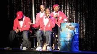 Boyz II Men - I Do (Live Acapella). HD 1080p.