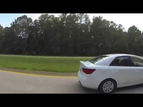 Jeffersonville & Dry Branch to Macon, Georgia, I-16 to I-75 Freeway, 6 August 2016 GP122343
