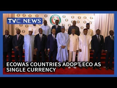 ECOWAS Countries adopt ECO as Single Currency