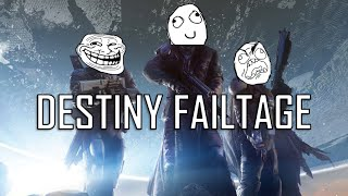 Destiny Failtage #1 (Destiny Funny Moments)