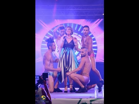 Nicki French Total Eclipse Of The Heart (Maspalomas Pride 2015)