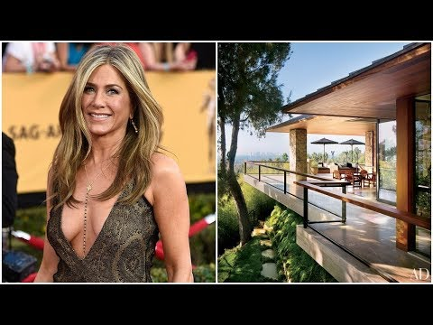 ★ Take a Look at Jennifer Aniston's 1970s Residence in Beverly Hills | HD